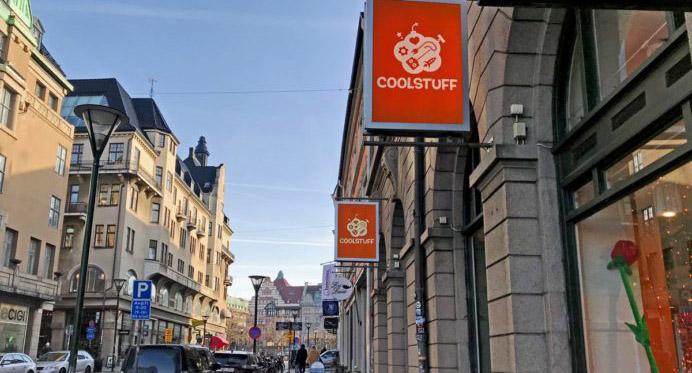 CoolStuff höjer ribban med Dynamics Business Central och BrightCom